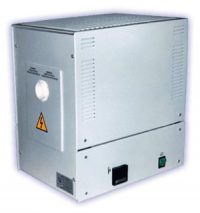 Муфельная печь SNOL 0.2/1250 с электронным терморегулятором