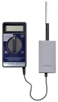 Термогигрометр «ТКА-ПКМ» (20)