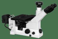Тринокулярный металлографический инвертированный микроскоп IM-5000