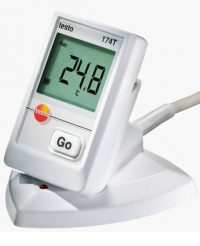 Комплект Testo 174T - 1-канальный мини-логгер температуры с USB-интерфейсом (0572 0561)