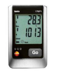 Гигрометр Testo 176 P1 — логгер давления, температуры и влажности
