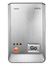 testo 176 T3 — 4-канальный логгер данных температуры в металлическом корпусе (0572 1763)