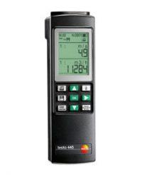 Testo 445 - прибор для систем ОВК