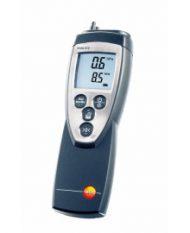 Testo 512 — Дифференциальный манометр измерения давления от 0 до 200 гПа (0560 5128)