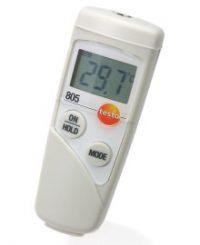 Пирометр Testo 805 - Карманный инфракрасный мини-термометр