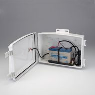 6612 Автономный источник питания на солнечной батарее с аккумулятором повышенной ёмкости