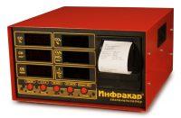 Автомобильный 2-х компонентный газоанализатор «Инфракар 12Т.02»