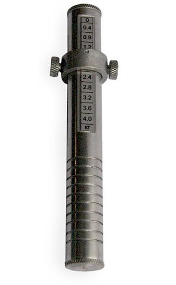 Прибор измерения твердости и устойчивости покрытий к царапанью NOVOTEST ТПП-1518