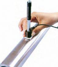 Комплект опорных колец и насадок к динамическим твердомерам для измерения твёрдости на изогнутых поверхностях