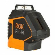 Лазерный нивелир RGK PR-81