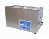 Ультразвуковая ванна (мойка) Stegler 22DT (22 л,20-80°C, 600W)