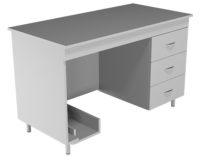 Стол компьютерный НВ-1200 СК (1200*600*750)