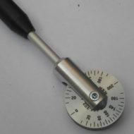 Колесный толщиномер сырого слоя покрытий КТ-201 «Эксперт»